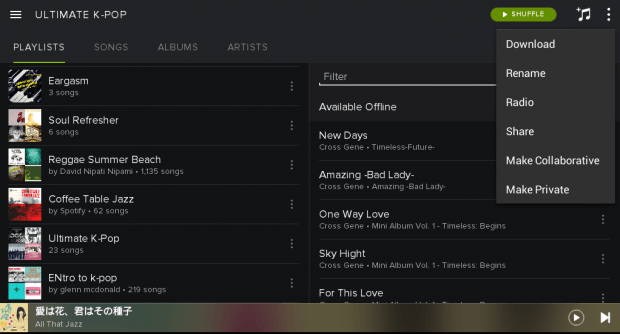 How to Make a Spotify Collaborative Playlist on PC-make collaborative
