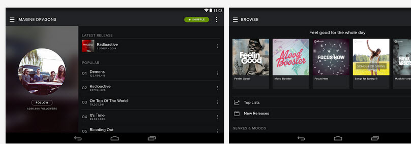 How to install Spotify-Get Spotify on Android