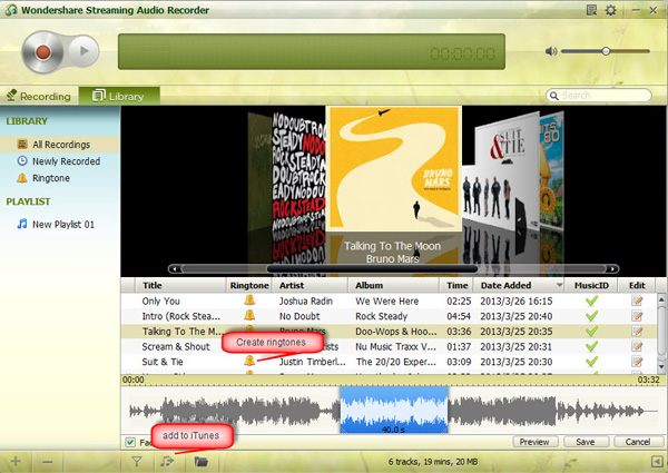 all you need to know about Spotify Premium-streaming audio recorder