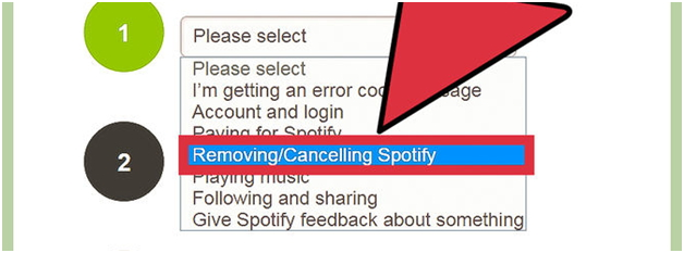 How to Delete Spotify Account Permanently-removing and cancelling