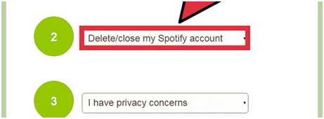 How to Delete Spotify Account Permanently-Delete my spotify account