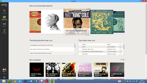 Spotify Client for windows mac linux iOS Android-Client for Windows