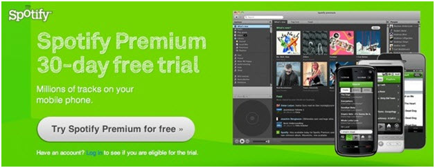 How much spotify cost-Trial Package