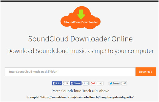 Spotify Web Downloader-visit website
