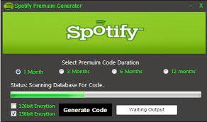 Spotify premium crack and Spotify Generator
