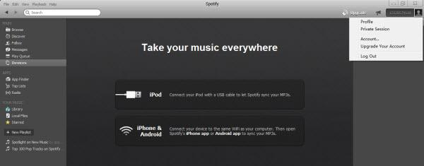 How to Update Spotify Account