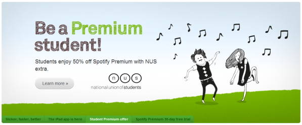 How to get spotify student discount-Advantages of Student Discount