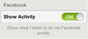 share playlists on Spotify-Share playlists using the Spotify app on iPhone-switch on