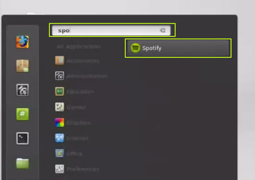 Listen to music on Spotify Linux whenever you want-run the Spotify app on your linux