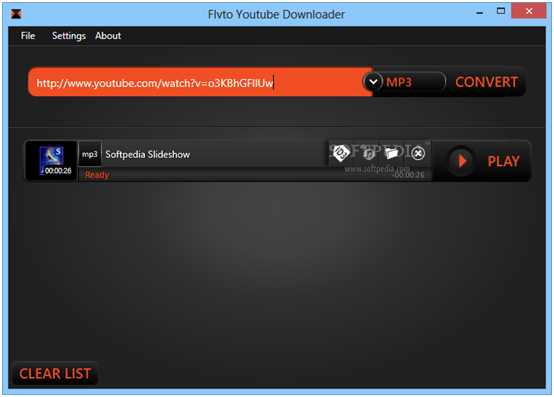 Top 10 FLV YouTube Downloader - FLVto