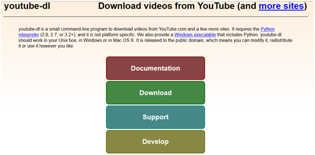 Top 10 free youtube downloader 2016 - YouTube DL