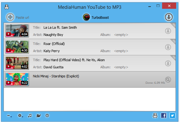 Top 10 Best YouTube Audio Downloader - MEDIAHUMAN YouTube to MP3 Converter