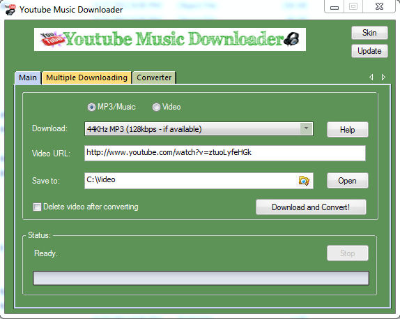 Top 10 Best YouTube Audio Downloader - YouTube Music Downloader