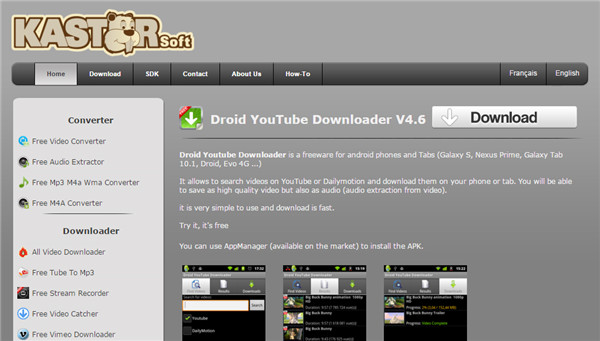 Top 10 YouTube Downloader APP