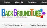 how to make a youtube background