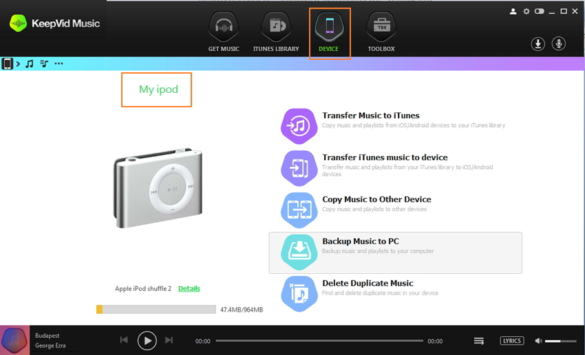 Keepvid music guide download music from youtubewebsites to download music from youtubewebsites to iphoneipadipod ccuart Choice Image