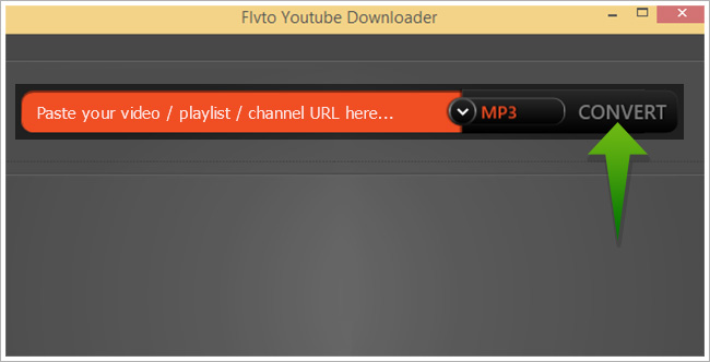 How to download and convert youtube video to itunes download and convert youtube videos to itunes open the flvto youtube downloader ccuart Image collections