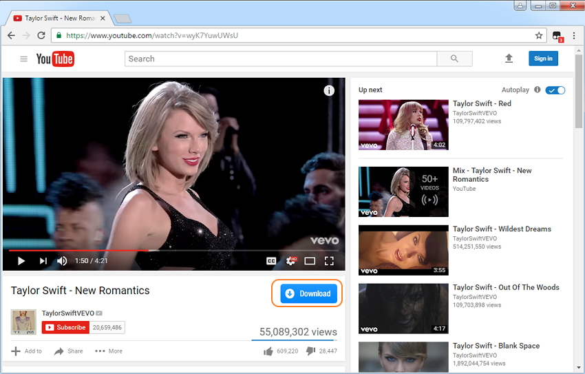 How to download and convert youtube video to itunes download and convert youtube videos to itunes copy url ccuart Choice Image