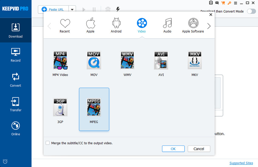 How to download youtube music to itunes youtube to itunes converter ccuart Choice Image