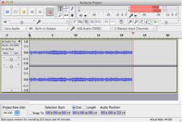 Record Audio for Free - Audacity