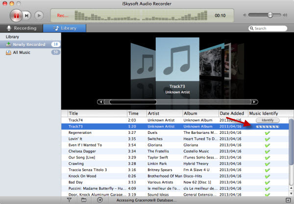 Top 10 Free Recording Software for Mac - iSkysoft Audio Recorder