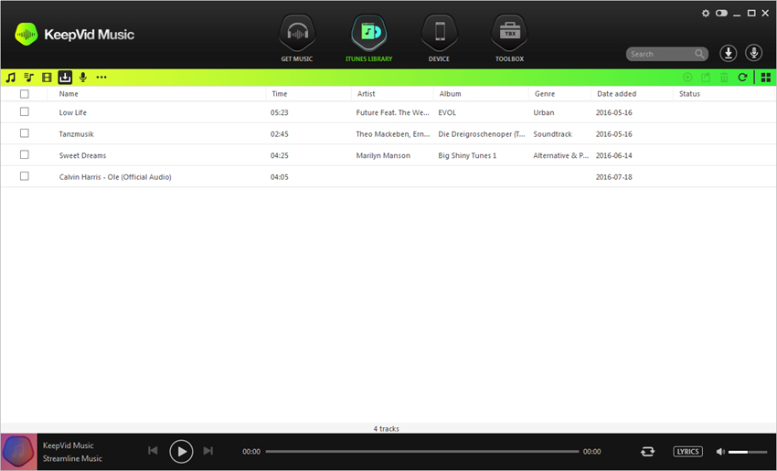 How to Download Music Album Free - View Downloaded Music