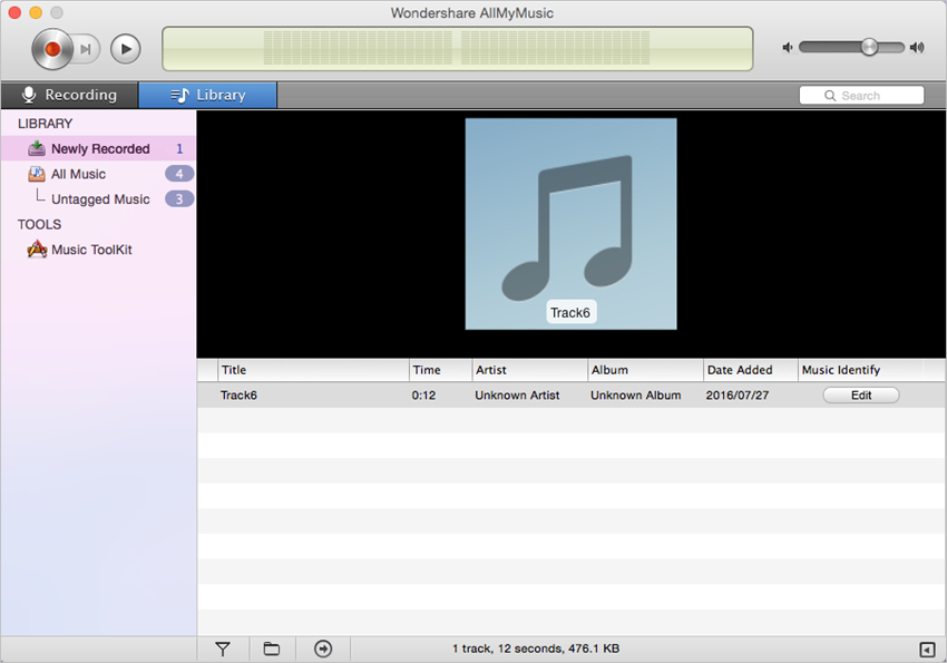 How to Record Audio on Mac - Locate Recorded Music