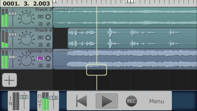 How to Record Music on iPhone - MultiTrack DAW