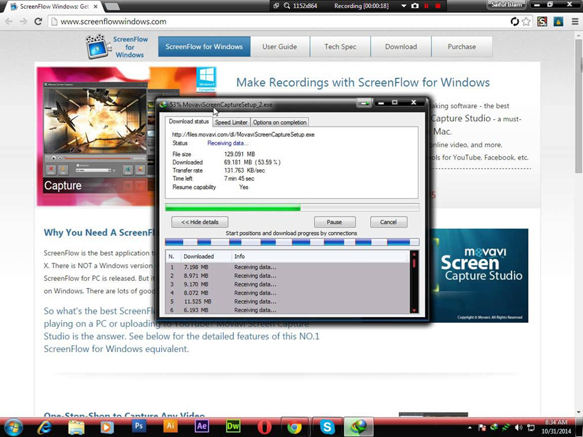 Top 10 Recording Software for Windows - ScreenFlow