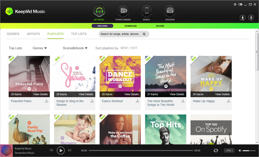 Download Kazaa Music - Start KeepVid Music