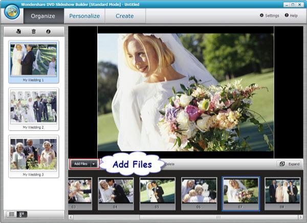 Download Family Songs for Slideshow Making - Add Files