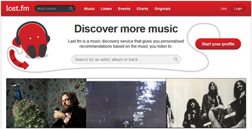 Ways to Download Free Audio Songs-last.fm