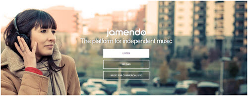 Ways to Download Free Audio Songs-jamendo